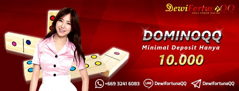 Ternyata DominoQQ Deposit 10 Ribu Itu Nyata Adanya