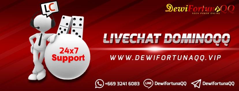 live chat domino qq